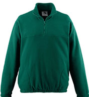 Augusta Adult Chill Fleece Half-Zip Pullover