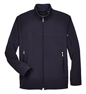 Custom Mens Performance Brushed Back Soft Shell Jacket Mens