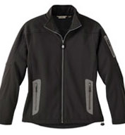 Ladies Soft Shell Technical Jacket