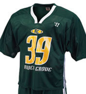 Custom Mens Velocity Lacrosse Game Jersey Mens