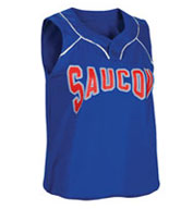 Womens Turn Two Softball Jersey