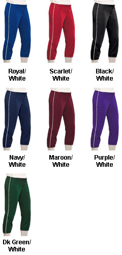 Girls All-Star Softball Pant - All Colors