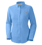 Custom Columbia Ladies Tamiami II  Long Sleeve Shirt