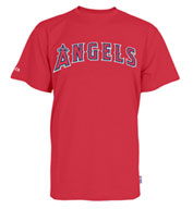 Custom Los Angeles Angels Youth Replica Jersey