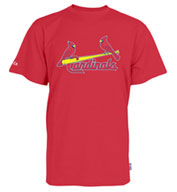 Custom St. Louis Cardinals Adult Replica Jersey