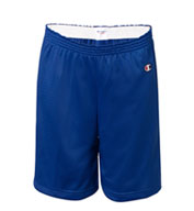 Custom Champion Youth Poly Mesh Shorts