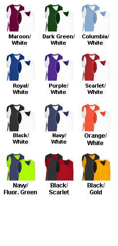 Youth Overdrive Reversible Jersey - All Colors