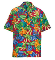 Custom Hawaiian Camp Shirt