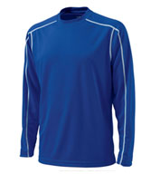 Long Sleeve Wicking T-shirt by Charles River Apparel
