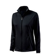 Girls Fitness Jacket by Charles River Apparel