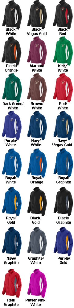 Ladies Medalist Jacket - All Colors