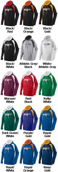 Fanatic Hooded Sweatshirt - All Colors