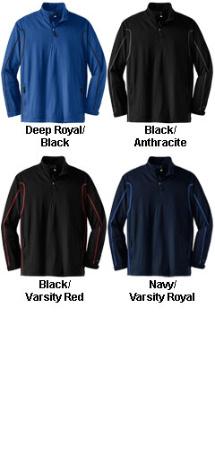 NIKE GOLF - 1/2-Zip Wind Jacket   - All Colors