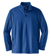 NIKE GOLF - 1/2-Zip Wind Jacket