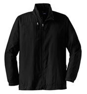 Custom Mens Full-Zip Wind Jacket Mens