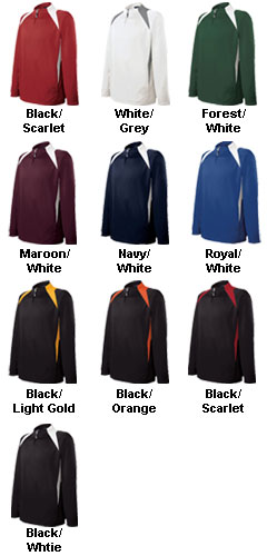 Attack Performance Quarter Zip Pullover - All Colors