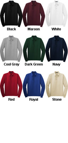 Long Sleeve Silk Touch™ Sport Shirt - All Colors