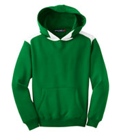 Custom Sport-Tek® - Pullover Hooded Sweatshirt with Contrast Color