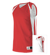 Womens Reversible Basketball Jersey by Alleson Athletic