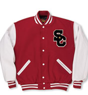 Custom The JV Youth Varsity Jacket