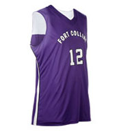 Adult Triple Double Reversible Jersey