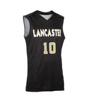 Custom Youth Midcourt Basketball Jersey