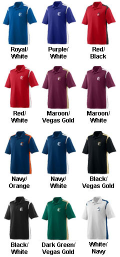 Wicking Textured Gameday Sport Shirt - All Colors