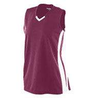 Custom Ladies Wicking Mesh Powerhouse Softball Jersey