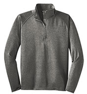 Sport-Wick® Stretch 1/2-Zip Pullover