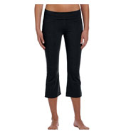 Bella - Ladies Cotton/Spandex Capri Pants