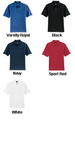 Nike Golf - Dri-FIT Pique II Polo - All Colors