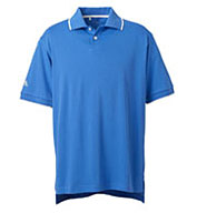 Custom Adidas Golf Mens ClimaLite® Tour Jersey Short-Sleeve Polo