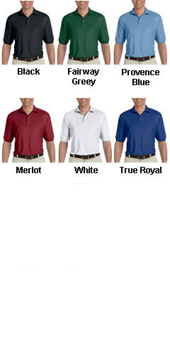 Chestnut Hill Mens Technical Performance Polo - All Colors