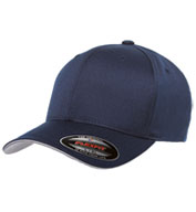 Custom Yupoong Flexfit® Cool & Dry® Sandwich Cap