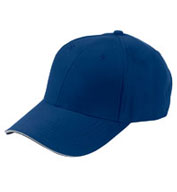 Custom Adams 6-Panel Structured Moisture Management Cap