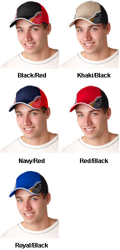 Adams Intimidator Constructed Cap - All Colors