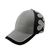 The Indy Cap with Adjustable Velcro Back