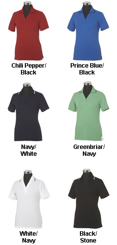 Ladies Legacy Polo by Munsingwear - All Colors