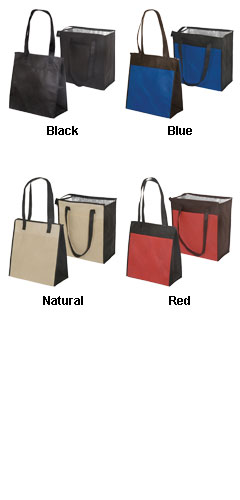 Insulated Grocery Tote - All Colors