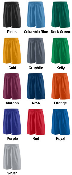 Youth Training Short - All Colors