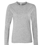 Custom Gildan SoftStyle Ladies Long Sleeve T-Shirt