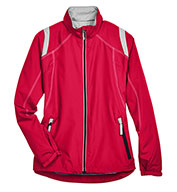 Custom Ladies Lightweight Color-Block Jacket