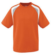 Custom Adult Wicking Mesh Tri-Color Jersey Mens