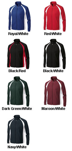 Sport-Tek� - 5-in-1 Performance Full-Zip Warm-Up Jacket - All Colors