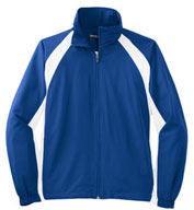 Custom Ladies Sport-Tek® - 5-in-1 Performance Full-Zip Warm-Up Jacket