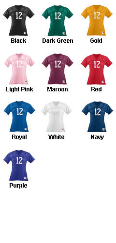 Girls Replica Football Jersey - All Colors