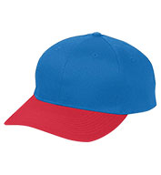 Custom Youth Cotton Twill Low-Profile Cap with Snap Back Closure