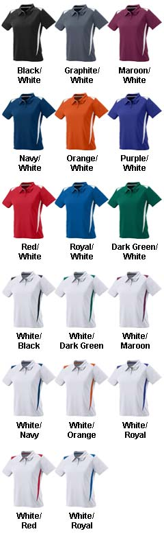 Ladies Premier Sport Shirt - All Colors