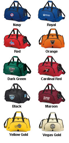 Challenger Team Sport Bag - All Colors