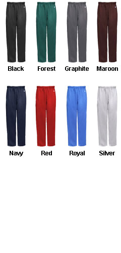 Adult Performance Open Bottom Pant - All Colors